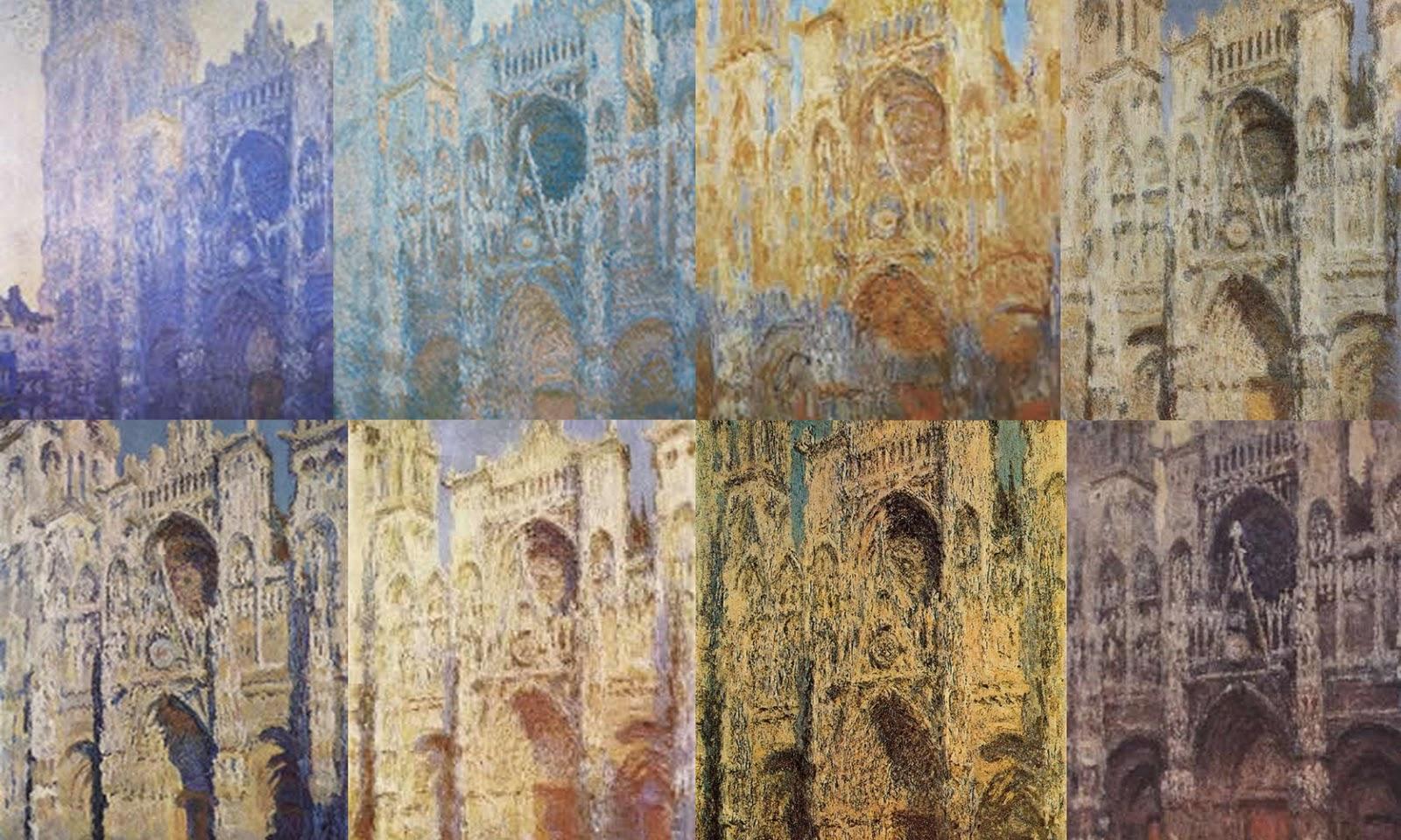 fotos blog4 - Características básicas de la pintura impresionista