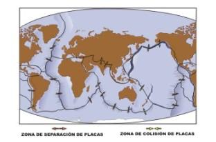 placas terrestres
