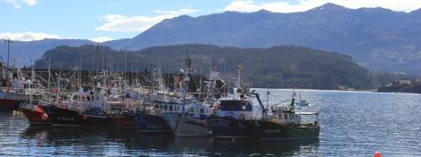 Puerto de Lastres, Alfredo