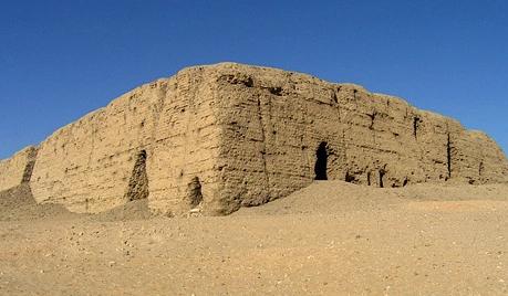 mastaba egipcia