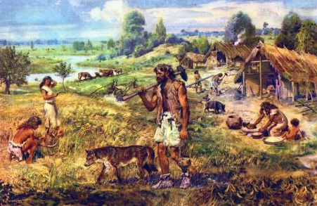 vida neolitico