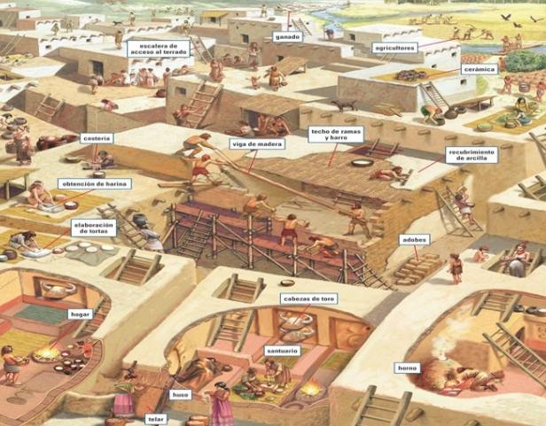 ciudad neolitica
