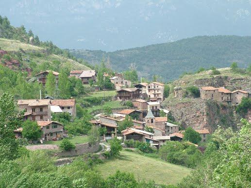habitat rural concentrado