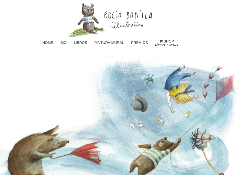 WEB Rocío Bonilla