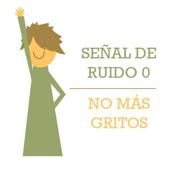 SEÑAL DE RUIDO CERO