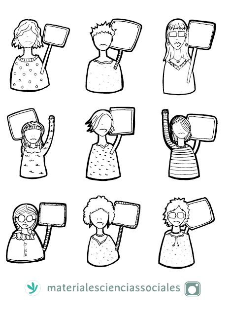 chicas feminismo